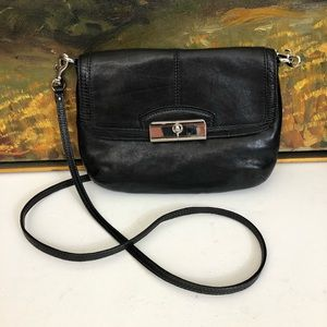 Coach Leather Crossbody Bag Small